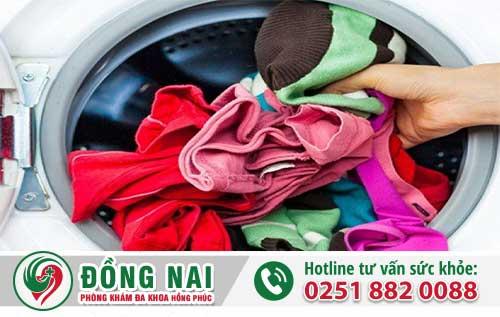 Giặt Đồ Chung Có Dễ Bị Lây Bệnh Sùi Mào Gà Không? Nói Lên Sức Khỏe Của Bạn
